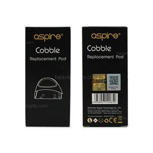 Aspire Cobble Replacement Pod Cartridge 1.8ml – 3pcs Accessories 2