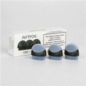 JUSTFOG C601 Pod 1.7ml 3pcs Accessories 2