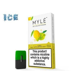 MYLE-Apple-Mango-ICE-Pods-For-Myle-Device-For-Sale-in-Pakistan
