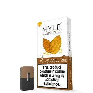 MYLE-Sweet-Tobacco-Prefilled-Cartridges-in-Pakistan