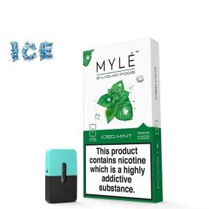 Myle-Iced-Mint-Prefilled-Cartridge-Online-For-Sale-in-Pakistan