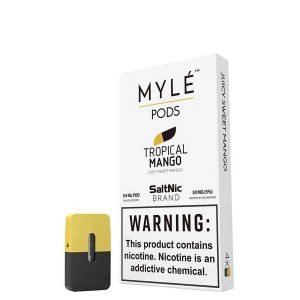 Myle-Tropical-Mango-Pods-Best-Ejuice-By-Myle-in-Pakistan-For-Sale