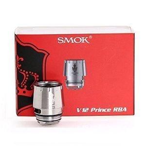 SMOK TFV12 Prince RBA Coil Head Accessories 2