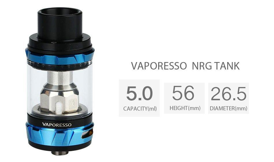 Vaporesso-NRG-Tank-5ml-Sub-Ohm-Tank-Best-For-Cloud-Chasing1