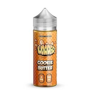 Loaded-Eliquids-Cookie-Butter-120ml-Ejuice-in-Pakistan