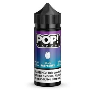 POP-Vapors-Blue-Raspberry-100ml-Ejuice-Online-in-Pakistan