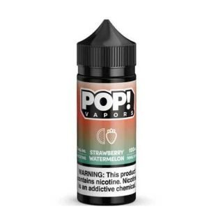 Pop-Vapors-Strawberry-Watermelon-100ml-Ejuice-in-Pakistan