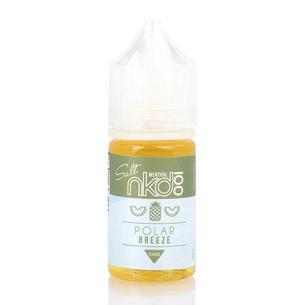 Polar Breeze 30ml E Liquid By Naked 100 Salt - Plenty of Vape