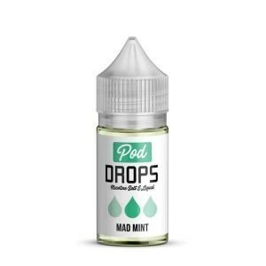 Pod-Drops-Mad-Mint-30ml-Nic-Salt-Ejuice-in-Pakistan-by-VapeStation