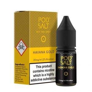 Pod-Salt-Havana-Gold-10ml-Nic-Salt-Ejuice-Online-For-Sale-in-Pakistan1