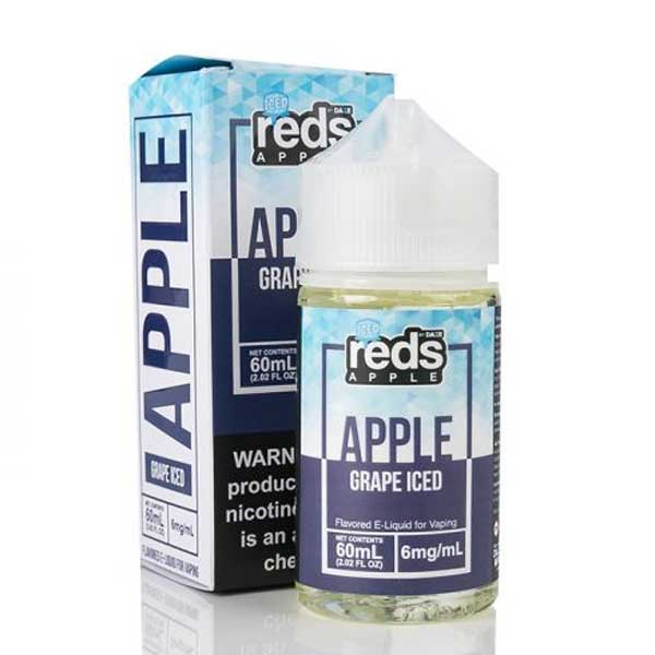 7-Daze-Apple-Grape-ICED-60ml-Ejuice-Online-in-Pakistan