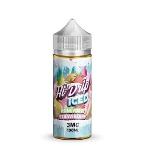 Hi-Drip-HoneyDew-Strawberry-ICED-100ml-Ejuice-in-Pakistan-by-VapeStation