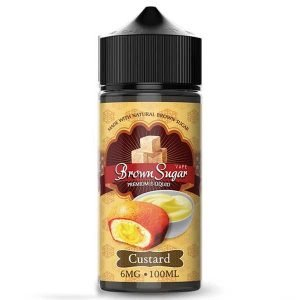Brown-Sugar-Custard-100ml-Ejuice-Sweet-Flavor-in-Pakistan-For-Vapes
