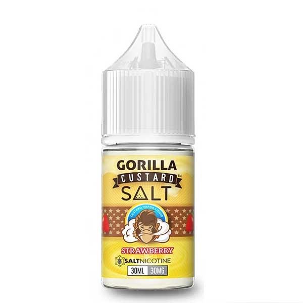 Gorilla-Custard-Salt-Strawberry-Ejuice-Online-in-Pakistan-by-VapeStation