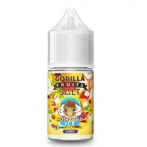 Gorilla-Salt-Rose-Gold-ICE-30ml-Ejuice-Nic-Salt-Pakistan-by-VapeStation