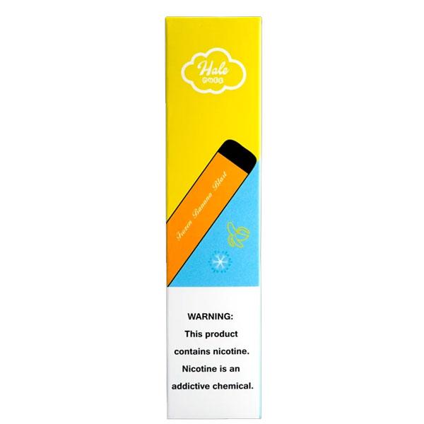Hale-Puff-Bar---Frozen-Banana-Blast-Disposable-Pod-Device-(50mg)---1-Pc