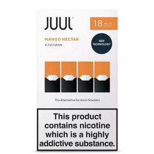 JUUL-Pods-–-Mango-Nectar-(4-Pcs)-Online-In-Pakistan-at-Vapestation