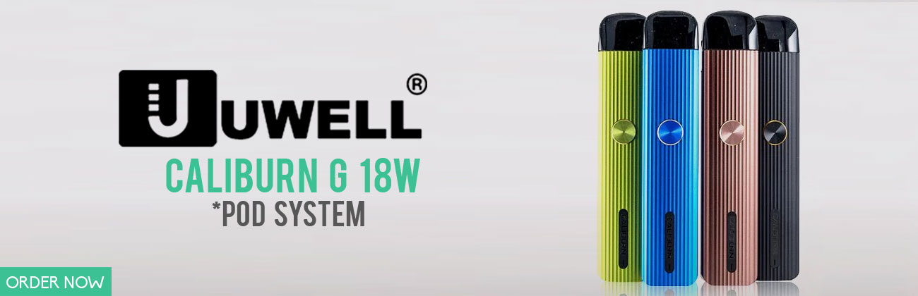 Uwell-Caliburn-G-18w-Pod-System-price-in-pakistan-banner