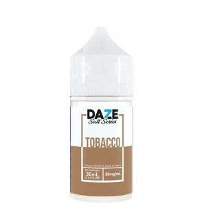 7-Daze-Salt-Tobacco-Nic-Salt-30ml-Best-Ejuice-in-Pakistan-by-VapeStation