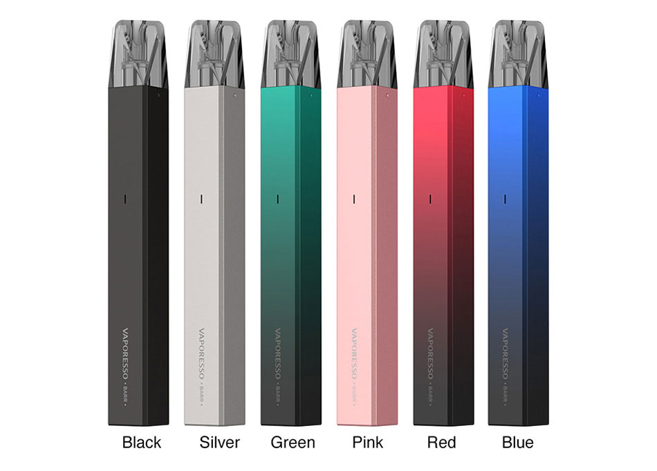 Vaporesso-BARR-13W-Pod-Starter-Kit-System-350mah--Online-At-Vapstation-in-Pakistan