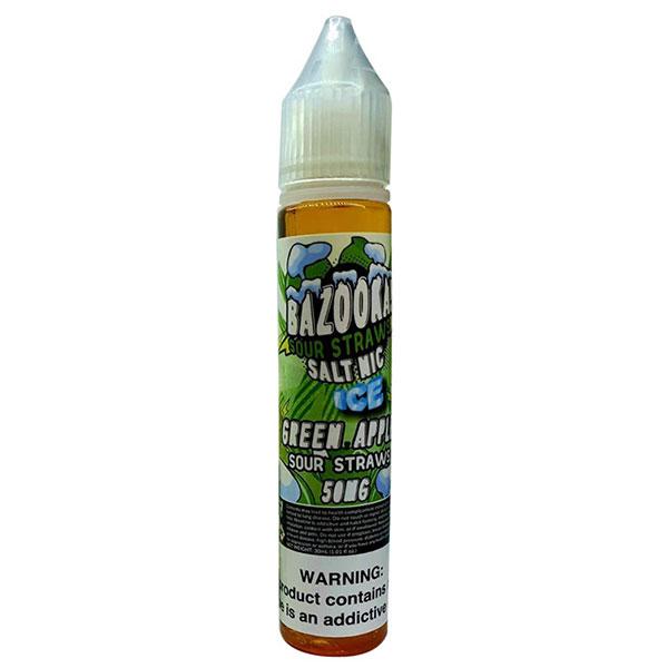 Bazooka-Salt-–-Green-Apple-ICE-30ml-(25mg-,-50mg)-Online-in-Pakistan-at-Vapestation