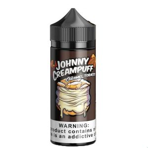 Johnny-Creampuff---Caramel-Tobacco-100ml-(3-,-6-mg)-Online-in-Pakistan