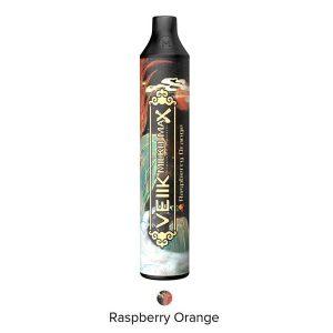 Veiik-Micko-Max-Disposable-1500-Puffs-Raspberry-Orange-Pakistan