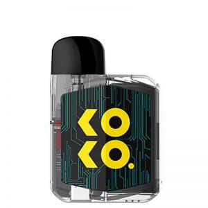 Uwell Caliburn KOKO PRIME VISION Pod Starter Kit 690mAh Pod Kits / MTL
